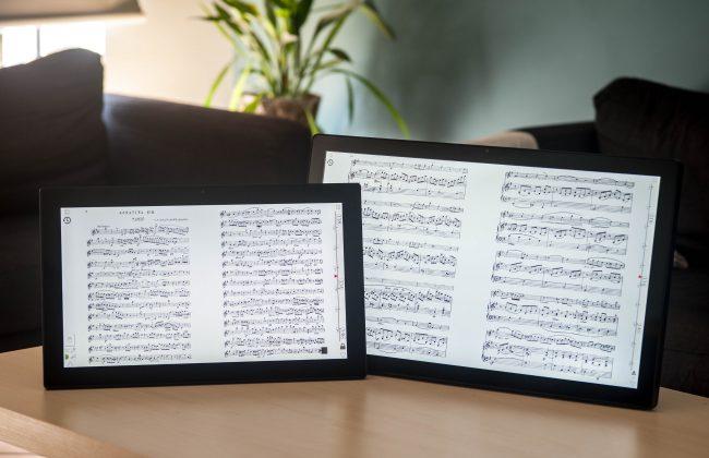 Maestro Scora tablets