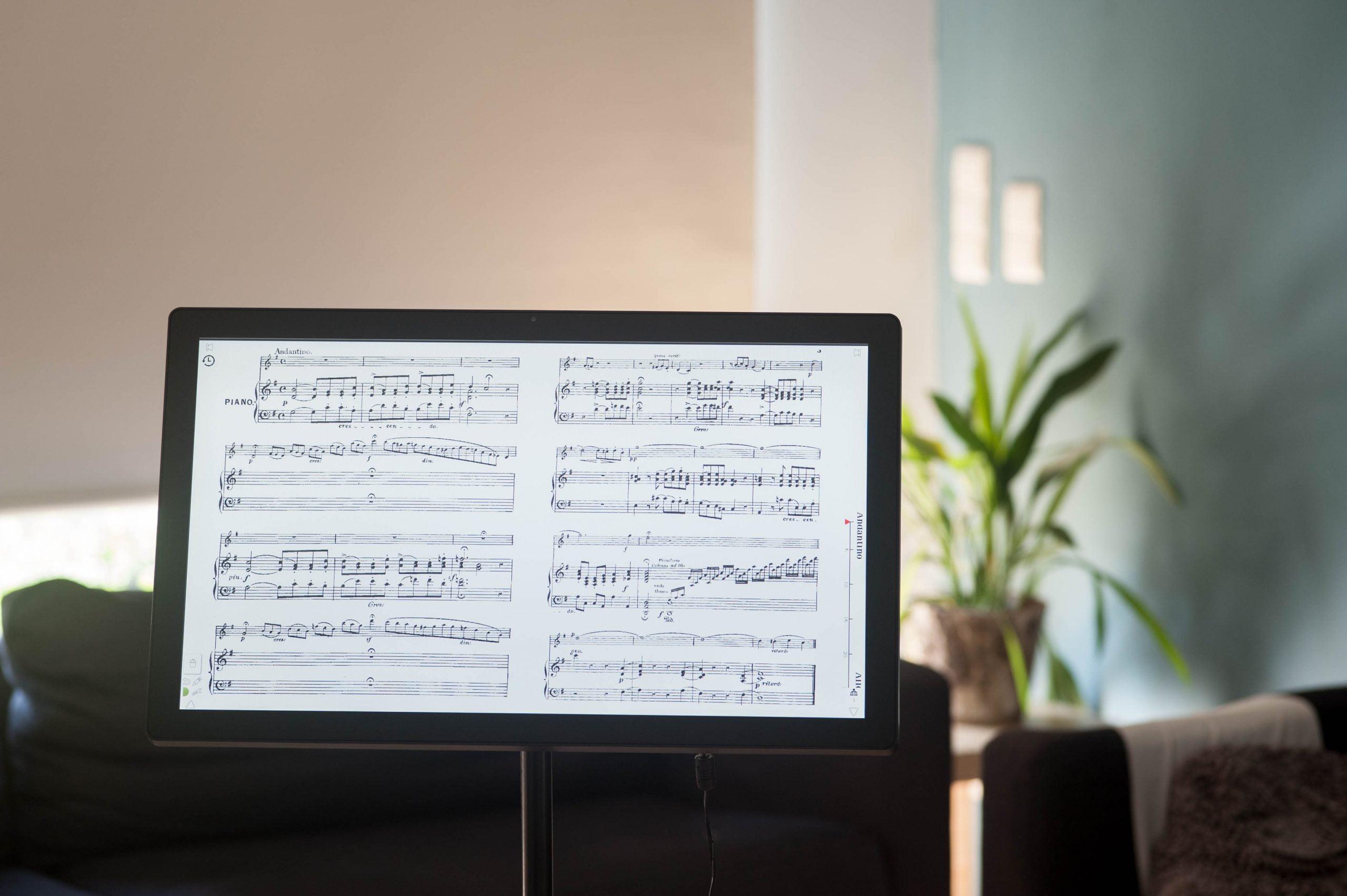Maestro Scora tablet