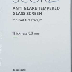 Anti glare tempered matte ipad 9.7 2