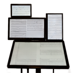 SCORA tablets & screens